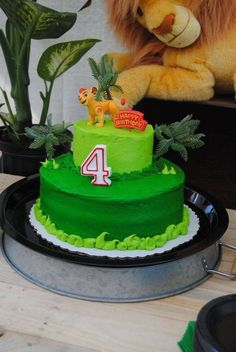 Lion Guard Birthday Party Ideas | Photo 1 of 23