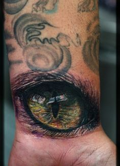 augen tattoo vorlage katzenauge
