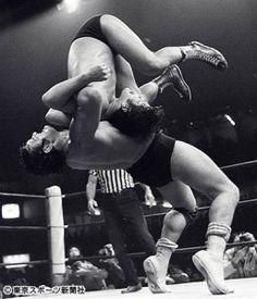 Billy Robinson vs Antonio Inoki(dec 11,1975,Tokyo) 日本中が息をのんだロビンソンvs猪木「至高の名勝負」