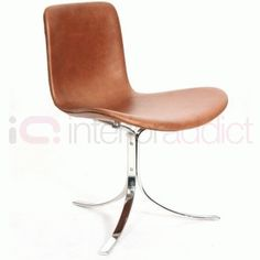 poul kjrholm style dining chair now