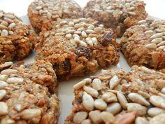 Baby Breakfast, Breakfast Snacks, Breakfast On The Go, Dairy Free Snacks, Gluten Free Recipes, Quinoa Bread, Baby Food Recipes, Healthy Recipes, New Cooking