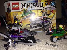 Ninjago Lego (OverBorg Attack)