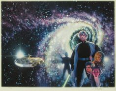 Star Wars by Drew Struzan