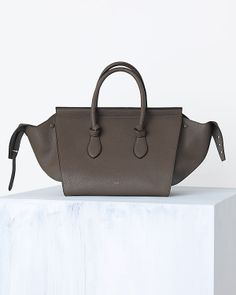 CÉLINE | Spring 2014 Leather goods and Handbags collection - Got this bag in Taupe (brownish grey), and I LOVE LOVE LOVE it!!!! My all time favorite Bag!
