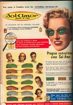 sol amor lunettes by retroattack, via Flickr