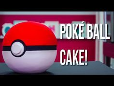 Chocolate Pokémon GO Poké Ball Cake – HOW TO CAKE IT