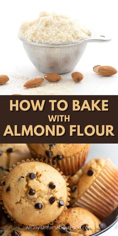 All your questions on baking with almond flour answered here! This instructional article takes the guesswork out of how to bake with almond flour, so you can indulge in low carb treats all year long. Take it from this self-proclaimed Almond Flour Wizard!