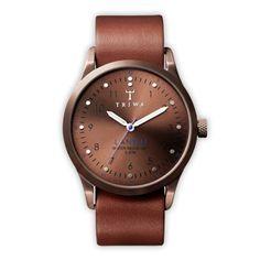 TRIWA Bronze Lansen Watch