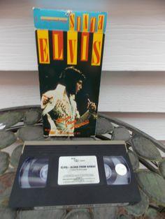 Vintage 1984 Elvis Aloha From Hawaii by PfantasticPfindsToo, $9.99