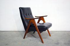 Armchair, Danish, 50's or 60's