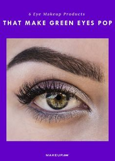 b95d8fa1dfe Open if you have green eyes ✅ #greeneyes #greeneyemakeup #makeuptips  Eyeshadow For Green