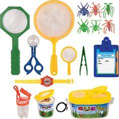 Kangaroos Insect Bug Adventure Set 18 Pc Backyard Exploration Kit >>> Read more  at the image link.