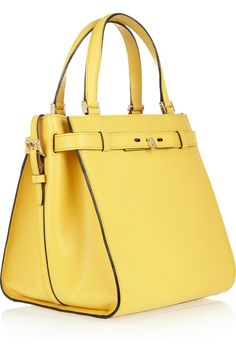 Valextra|B-Cube textured-leather tote|NET-A-PORTER.COM