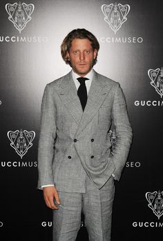Lapo Elkann Photos: Gucci Museum Opening In Florence - Arrivals