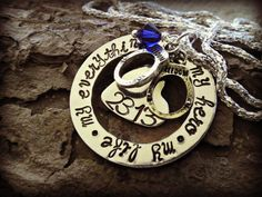 Police Wife Police Girlfriend Police Mom Hand by CharmletteDesigns, $28.00
