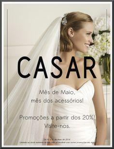 Regressou o mês dos acessórios à CASAR NOIVAS! #promoções #blog #casar #casarnoivas #torresvedras #noivas #noivos #cerimónia #acessórios