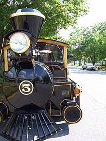 The Purdue Boilermakers mascot. The B0ilermaker express.