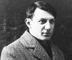 Picasso at age 25
