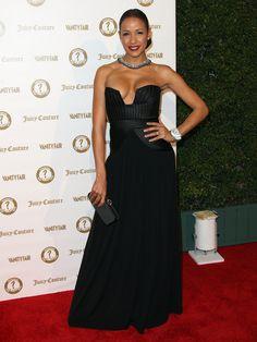 Dania Ramirez Strapless Dress - Strapless Dress Lookbook - StyleBistro