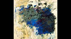 abstract art of Joan Mitchell