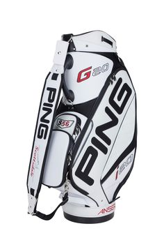 Tig Uk Client Ping Golf Bag Gadgets Push Cart Drivers