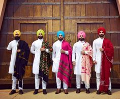 Wedding Dress Men, Indian Wedding Outfits, Wedding Men, Indian Outfits, Wedding Events, Dream Wedding, Punjabi Kurta Pajama Men, Kurta Men, Punjabi Boys