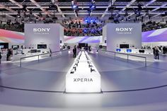 Sony - IFA Berlin 2013 | Schmidhuber | Exhibition Design