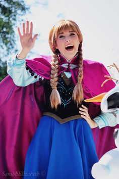 Anna Face Character
