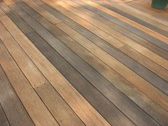 Restoration of Mahogany Deck by Deck Restoration Plus