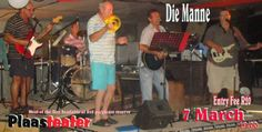 """Barnyard Rock with the Band """"Die Manne"""""""