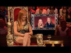 NEWS: Natalia talked about Anastacia and their friendship on Belgian tv yesterday!
