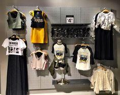 Edgy Girl #forever21 #merchandising #spring2015