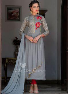 Green Designer suit - Online Shopping for Salwar Suit by ...