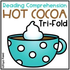 This Tri-fold for Hot Cocoa is apart of a BIG bundle of 90 tri-folds.  Each tri-fold is packed with fun to help your students learn all about seasonal topics throughout the year.CLICK HERE TO CHECK OUT THE MONEY SAVING BUNDLETri-Folds Can Be Used For Literacy Centers Social Studies Mini Lesson Small Groups Homework Partner Work Research  Individual Work Group Work Tri-Fold Skills Included Vocabulary Writing Reading Passage Comprehension Fluency Art