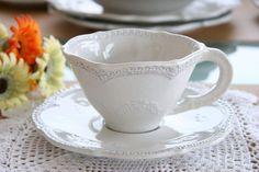 【ラ セラミカ La Ceramica】 【楽ギフ_包装】カップ&ソーサー (Lサイズ)【RCP】【楽天市場】