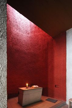 A&EB 08. Le Corbusier > Notre Dame du Haut, Ronchamp | HIC Arquitectura