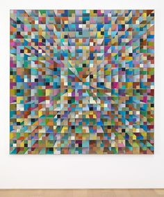 James White and Luiz Zerbini at Max Wigram, London Monochromatic Paintings, James White, Paper Beads, Magazine Art, Geometric Art, All Art, Art Lessons, Contemporary Art, Abstract Art
