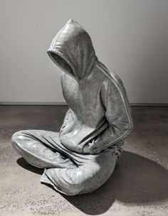 Marble Sculptures by Alex Seton-6