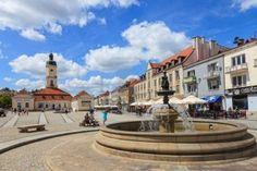 Bialystok, Poland... home