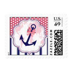 Anchor, Nautical Postage