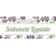 Etiqueta Romântica - Sabonete Líquido 50und