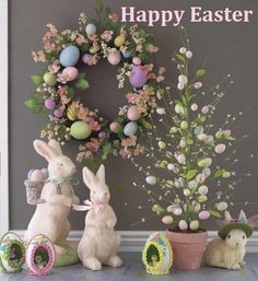 Feb 2014 - Easter is near so here we have 41 fashionable and interesting ideas how to decorate your home. Although Easter is officially a religious holiday, it is also a celebration of Spring. The Easter table, Hoppy Easter, Easter Bunny, Easter Eggs, Decoration Vitrine, Easter Parade, Easter Celebration, Easter Holidays, Easter Table, Easter Crafts