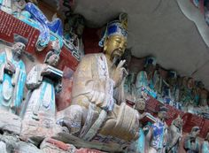 Dazu Rock Carvings – Chongqing, China - Atlas Obscura
