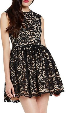 All My Days Lace Dress