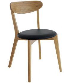 From John Lewis   Buy Habitat Sophie Oak Dining Chair with Black Seat Pad  at Argos co ukBuy John Lewis Enza Dining Chair Online at johnlewis com   For the  . Seat Pads For Dining Chairs John Lewis. Home Design Ideas