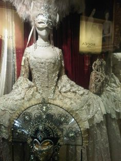 Venice Masquerade Ball Gowns | The next morning we had breakfast on the rooftop of our hotel. This ...