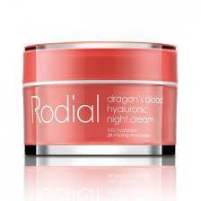 RODIAL DRAGON`S BLOOD Hyaluronic Night Cream - Marta García Boutique.