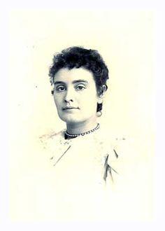 Anne Sullivan - the intrepid teacher of Helen Keller.  #HappyHubDay