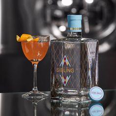 Orange Slices, Orange Peel, Use Of Capital Letters, A Small Orange, Gin Gifts, Refreshing Drinks, Distillery, Siblings, Vodka Bottle