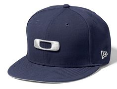 7a148c1b6bd47 OAKLEY x NEW ERA「Square O」59Fifty Fitted Baseball Cap Fitted Caps